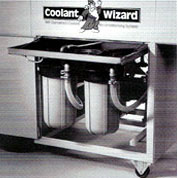 Coolant Wizard Machine